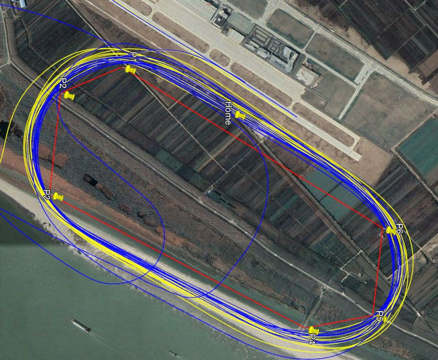 Race 11 Steves Path Alongside 99 Shown In Blue The Shows During Same Of Second Place Pilot Tim Cone